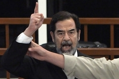Saddam'a idam cezasının yankıları