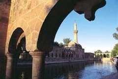 Urfa'dan El Halil'e 'İbrahim Yolu'