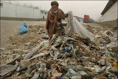 Afganistan'da açlık tehlikesi