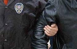 Bayrak provokasyonunda 5 gözaltı