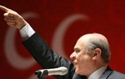 Bahçeli AKP'yi kimliksizlikle suçladı