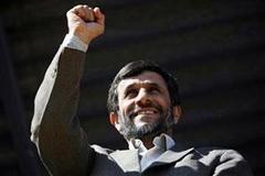 Ahmedinejad'dan 'Yüce ABD Halkına'