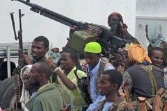 Somalili İslamcılar: Etiyopya saldırdı