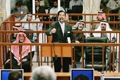Saddam'ı gizli bir yere gömebiliriz