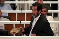 Baas ve Saddam'dan tehditler
