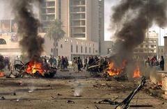 Bağdat'ta yine ölüm