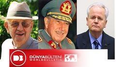 Üç diktatör 'hesap vermeden' gitti