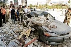 Kufe'de patlama: 30 kişiöldü