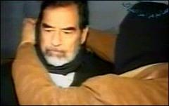 Saddam'ın idam görüntüleri - Video