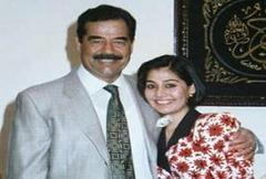 Saddam'ın kızı konuştu
