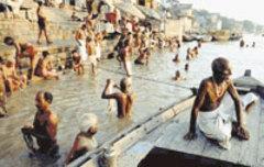 Kirli nehir ruh temizlemez