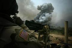 Irak hükümetinden jet destek