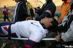 İran'da trafik kazası:15 ölü