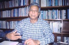 Nobelli Yunus başkanlığı reddetti