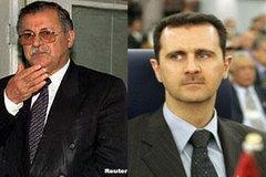 Talabani-Esad görüşmesi