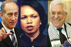 Filistin'deüçlü görüşme yapılacak