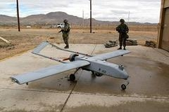 ABD'yeait keşif uçağı düştü