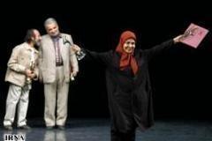 İran'da tiyatro ödülleri dağıtıldı