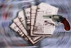 62'nci Suikast kurbanı Gazeteci