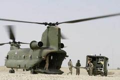 ABD helikopteri düştü: 5 ölü