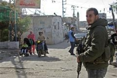Lübnan'daki kamplarda çatışma