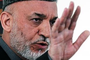 Karzai'den  tehdit: Ben de Taliban olurum!