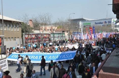Kadıköy'de olaylar çıktı, Ahmet Türk'ün durumu iyi