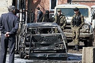 İnguşetya'da saldırılar: 1 polis öldü