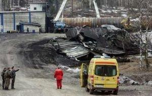 Rusya'daki patlamada ölü sayısı 66'ya çıktı