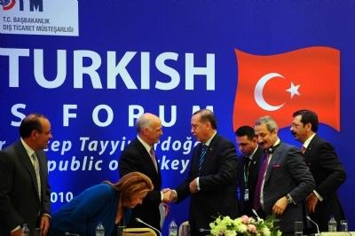 Erdoğan'dan Papandreu'ya 'Two Days' çıkışı