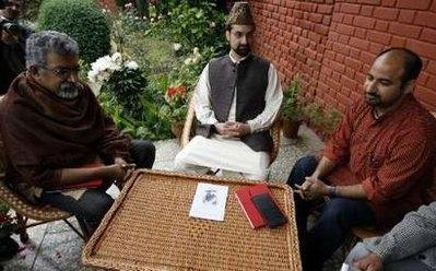 Amnesty heyeti Keşmirli liderlerle görüştü