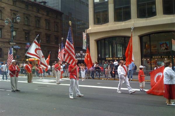 ABD'deki Türklerin festivaline 15 bin kişi katıldı
