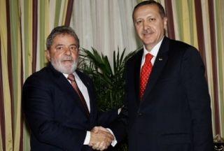 Erdoğan Brezilya'da Abdurrahman Efendi'yi andı