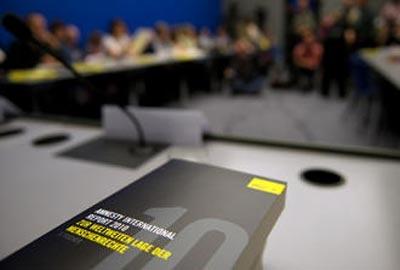 Amnesty: Cenevre'de Suriye'deki işkence konuşulmalı