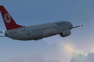 THY uçağı Konya'da acil iniş yaptı