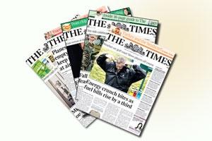The Times'dan İstanbul'a olimpiyat desteği