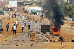 Gine'de sıkıyönetim ilan edildi