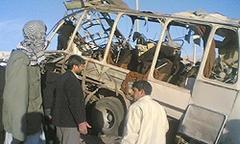 Zahedan'da yine bombalı saldırı