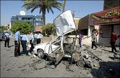 ABD'deki Çalıntı Araçlar Irak'ta Kullanılıyor