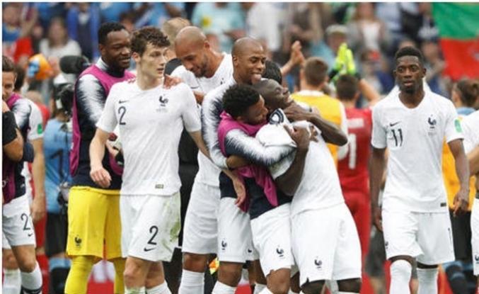 Kupayı Fransa mı yoksa Afrika mı kazandı?