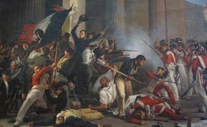 Fransız İhtilali başladı