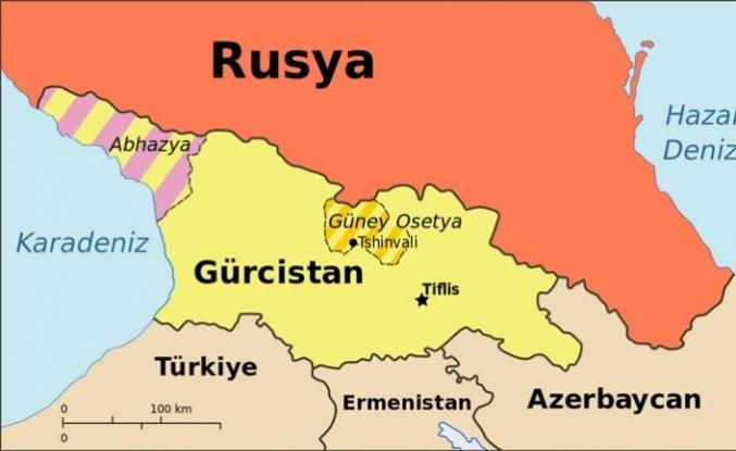 Güney Osetya ve Abhazya Sorunu