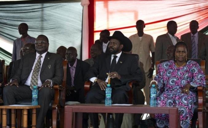 Güney Sudan Devlet Başkanı'nın görev süresi uzadı
