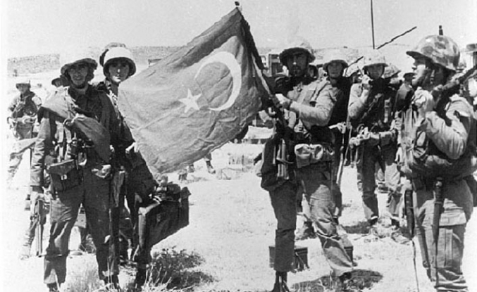 Kıbrıs Barış Harekatı başladı