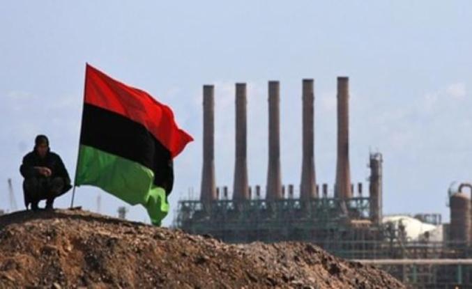 Libya'nın Fil petrol sahası faaliyete geçiyor