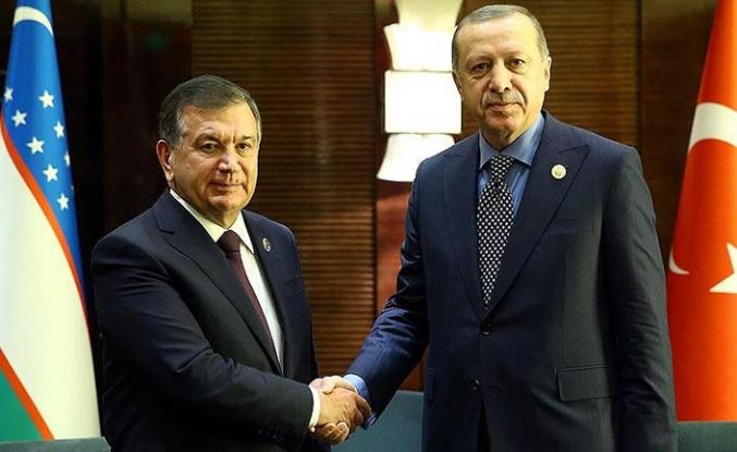 Mirziyayev'den Türkiye ile iade anlaşmasına onay