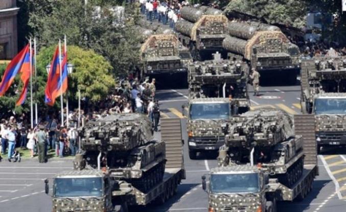 Rusya Ermenistan'ı silahla besliyor