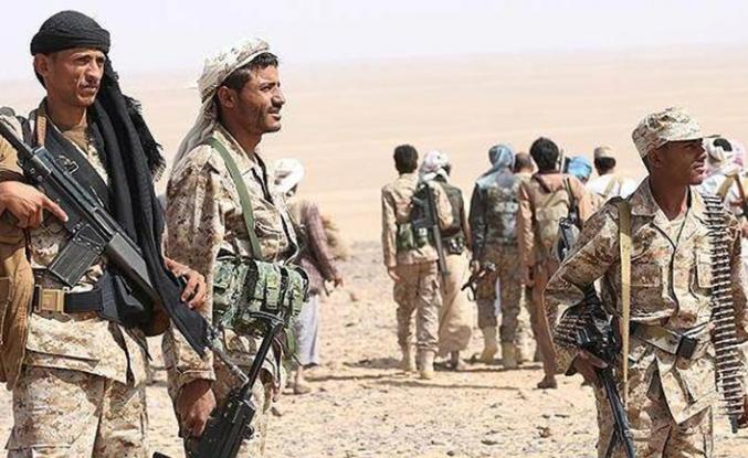 Yemen'deki çatışmalarda 30'dan fazla Husi öldü