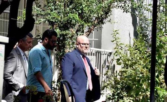 ABD Maslahatgüzarı'ndan Brunson ziyareti sonrası açıklama