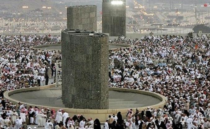 Arafat için hazırlıklar başladı